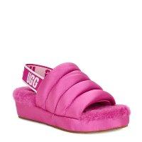 UGG Australia 毛绒拖鞋