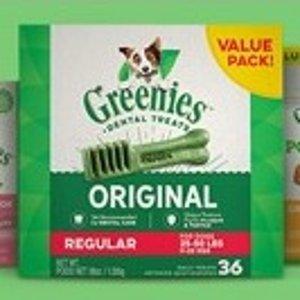 30% OffGreenies Pet Dental Treats on Sale