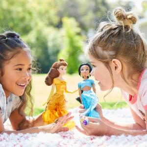 低至$5起迪士尼官网 春季玩具特卖 公主娃娃$12 限量玩偶$12