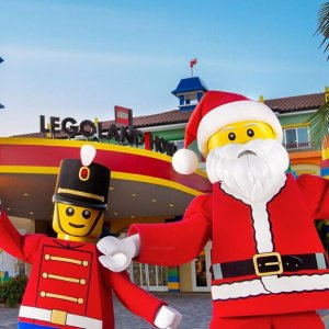Free Child Ticketwith Purchase of a Full-Price Adult Ticket @ Legoland