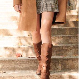 部分外套夹克等7.5折+额外8折KOHL'S 男女服饰、包袋、美鞋折上折 羽绒服$29