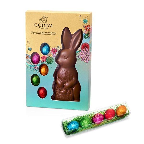 宾尼兔巧克力礼品套装