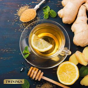 买3免1 变相67折 超多口味可选Twinings 圣诞系列 罐装茶折扣热卖