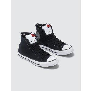 Converse X Hello Kitty 帆布鞋