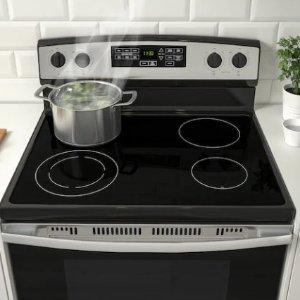 4.2折起 4灶头炉台$299IKEA 官网大件家电大促 洗碗机$199 不锈钢油烟机$699