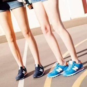 满额最高减£30 经典运动鞋划算收New Balance 官网精选运动鞋折扣热卖 叫上小伙伴来拼单吧