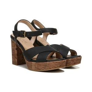 NaturalizerSoul 厚底粗跟凉鞋