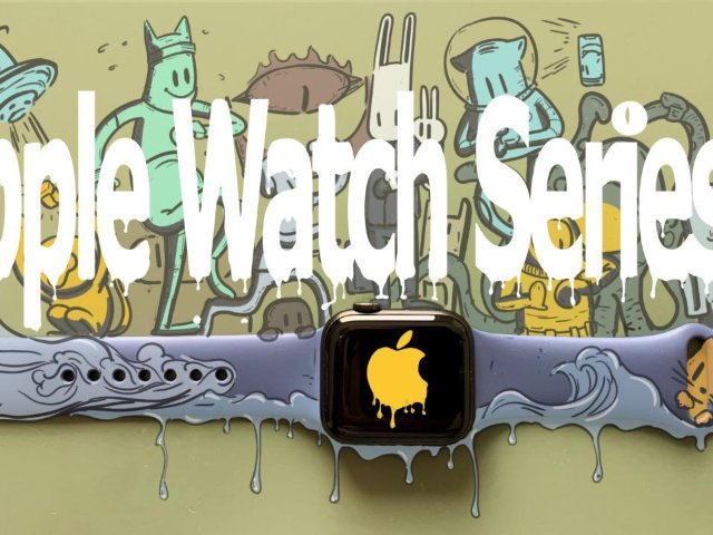 Apple Watch S5测评 ...