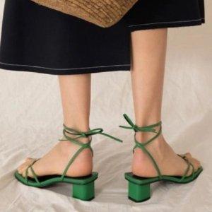 额外8.5折 收今夏最In细带款独家:WConcept 全场凉鞋热卖 每双都美哭
