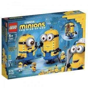 Lego75551 玩变小黄人