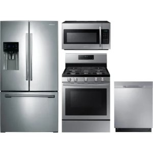 Samsung 厨房4件套