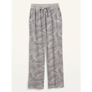Old NavyExtra High-Waisted Logo-Graphic Sweatpants for Women