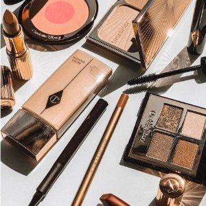 $30起 TF前化妆总监自创品牌Charlotte Tilbury 精选$95以下彩妆区
