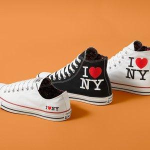 额外7折Converse官网 全场帆布鞋等促销