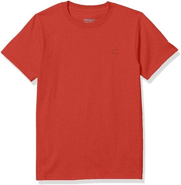 Classic 纯色小Logo款T恤