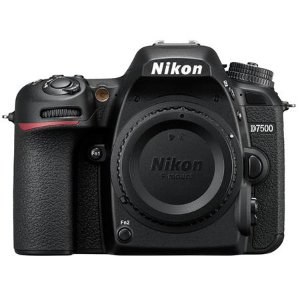 Nikon D7500 DX-format Digital SLR Camera Body Refurbished
