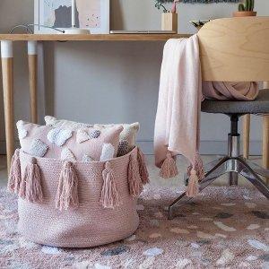 低至5折Amara 精致家居电商冬季大促 浪漫小屋一手打造