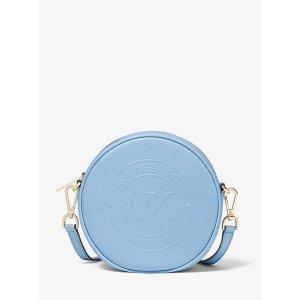 Michael Kors糖果蓝圆饼包