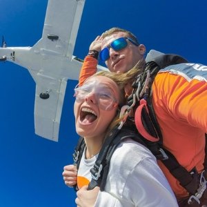 From $49One Tandem Skydiving Jump from GoJump Oceanside