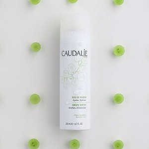 Last Day: Dealmoon Exclusive $67.5(Value $90) 5 Grape Water Value Set @ Caudalie