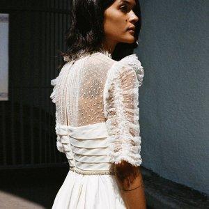 3折起+叠8.5折 TB热门加入折扣更新:Coggles 美衣买手精选 Self-Portrait美裙$168