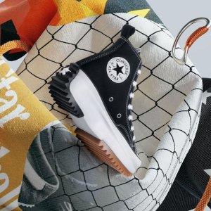 4月8日发售 $100JW Anderson X Converse 联名平价版,上新糖果色,黑白款再售
