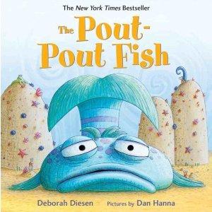 一只Pout-Pout 的鱼