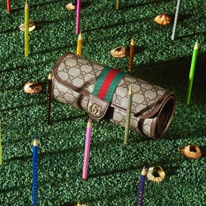 铅笔$300/封面铅笔袋$700上新:Gucci Lifestyle 日常生活用品系列 学习原来这么贵 !?