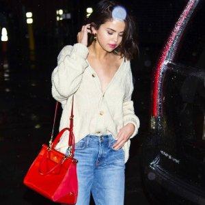 $395 Selena Grace Bag @ Coach