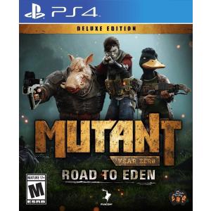 Mutant Year Zero: Road to Eden PS4