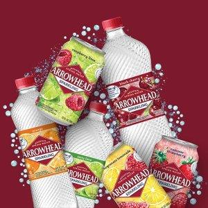 Free + Free Coupon DeliveryNestle Brands Sparkling Water Coupon: 8-Pack 12oz. Cans or Half-Liter Bottles
