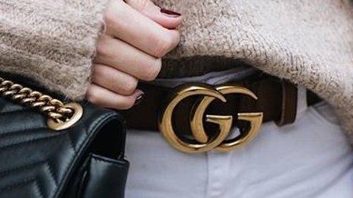必抢TOP榜!Gucci双G腰带$340!