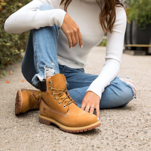 Up to 50% Off + Extra 25% offWomen's & Men's boots sale @ Timberland