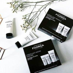 3套仅€17.88 约等于正装容量Filorga 十全大补面膜套装霸哥价回归 变相1.6折 仅€5.96/套