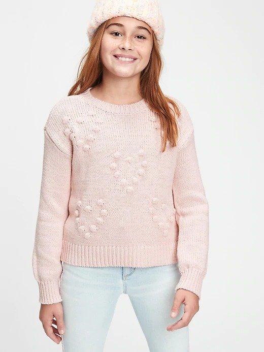 女童、大童毛衣