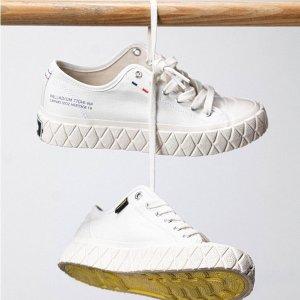 低至3折 封面款饼干鞋$80入Palladium 经典法式潮靴热卖 高帮款、低帮款 秋季出街必备
