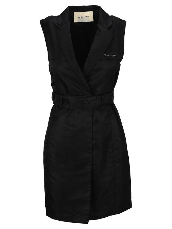 Tailored 系带裙