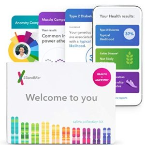 低至5折起 最低仅£48收史低价:23andMe、MyHeritage等 基因DNA检测、祖源分析好价