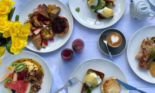 早午餐套餐  Baygarden Restaurant (Up to $160)