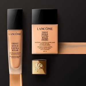 20% offwith $49+ Lancome Foundation purchased