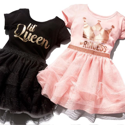 0c1c2e924b6 Girls Dresses   Children s Place  4.99   UP + Free Shipping - Dealmoon