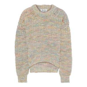 Acne StudiosZora marled knitted sweater