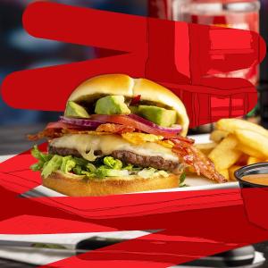 BOGO FreeRed Robin Gourmet Burgers