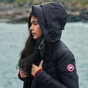羽绒外套$432 + 直邮中国Canada Goose,Moncler 羽绒服无门槛8折,秋冬抗风保暖必入