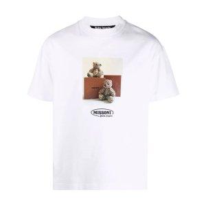 Palm angelsBear print 新款小熊T恤