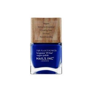 克莱因蓝指甲油