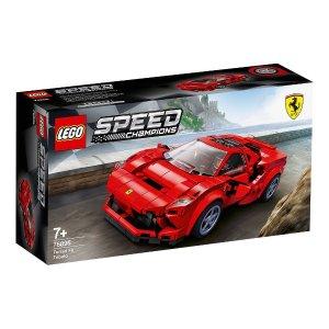 Lego法拉利F8