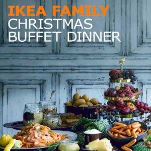 没吃上小龙虾的看过来吃货请注意 Ikea 宜家圣诞自助餐来袭 错过等1年
