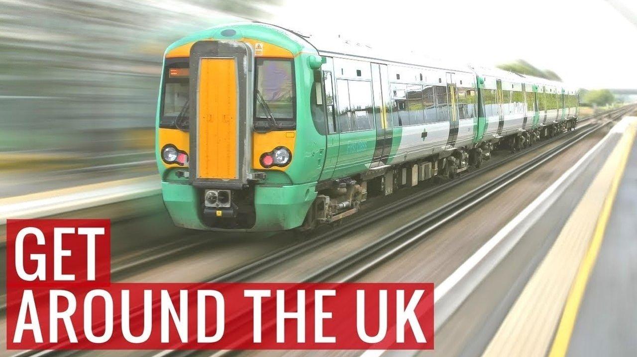 英国交通全指南 | 英国火车/公交/大巴/电车/出租车怎么坐?英国各种交通卡如何办理?