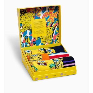 Happy Socks6双装礼盒